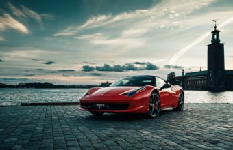 Ferrari 458 Wallpaper 04 1920x1200 340x220