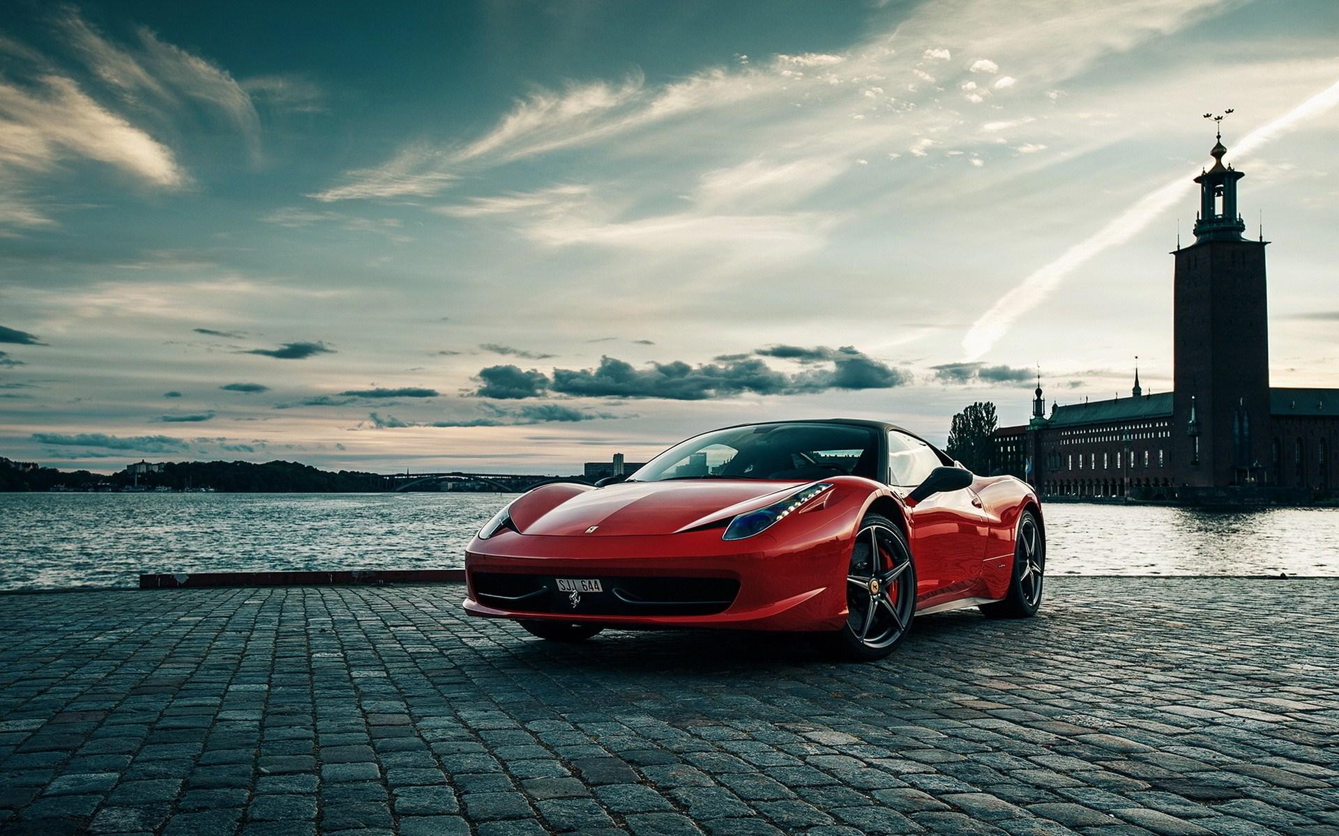 Ferrari 458 Wallpaper 04
