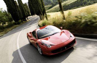 Ferrari 458 Wallpaper 05 3000x2246 340x220