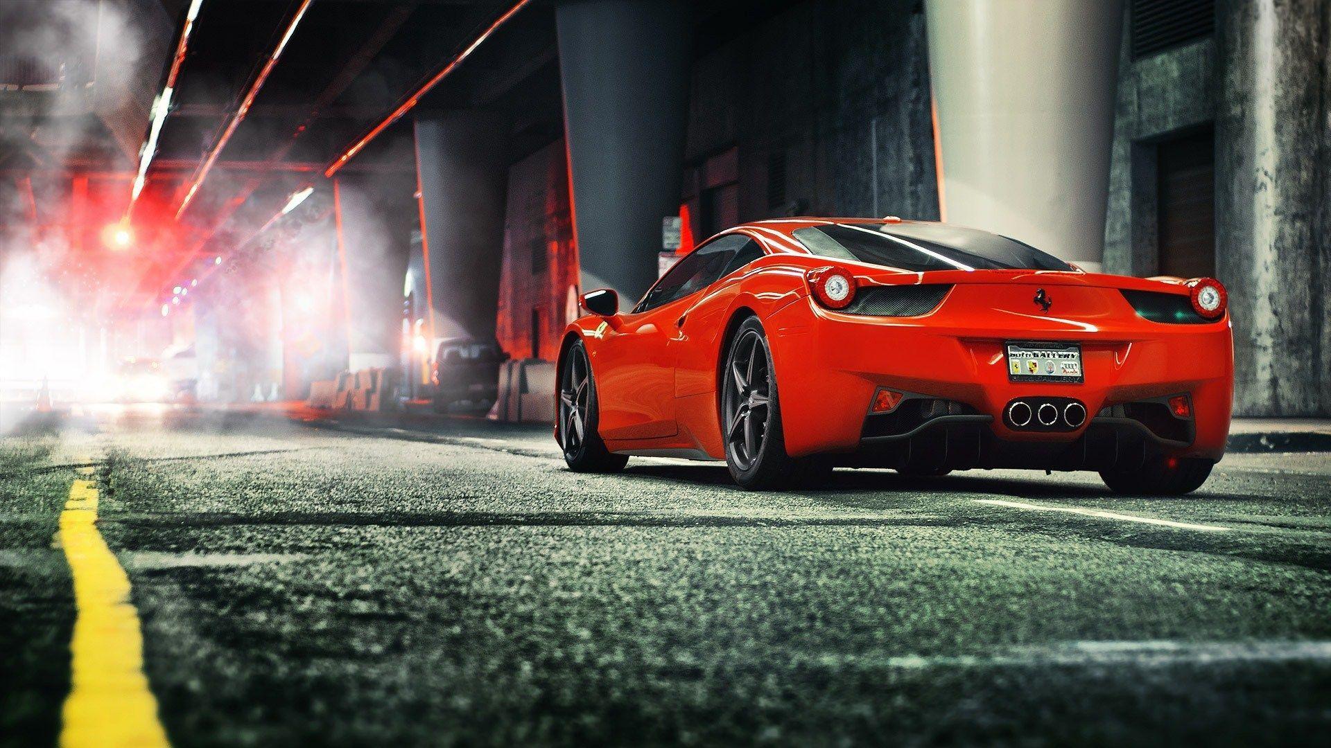 Ferrari 458 Wallpaper 08 1920x1080