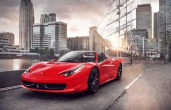 Ferrari 458 Wallpaper 15 1368x912 340x220