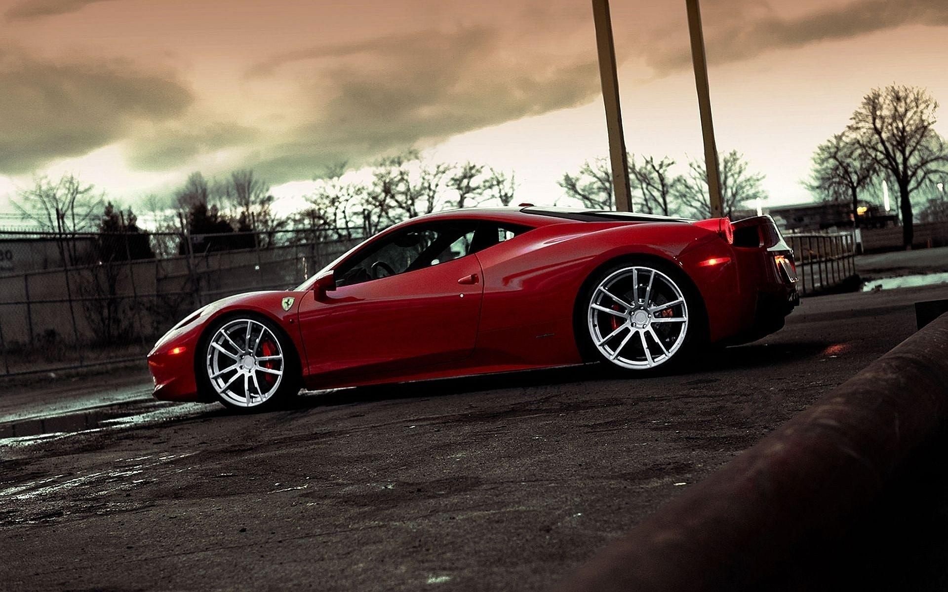 Ferrari 458 Wallpaper 16