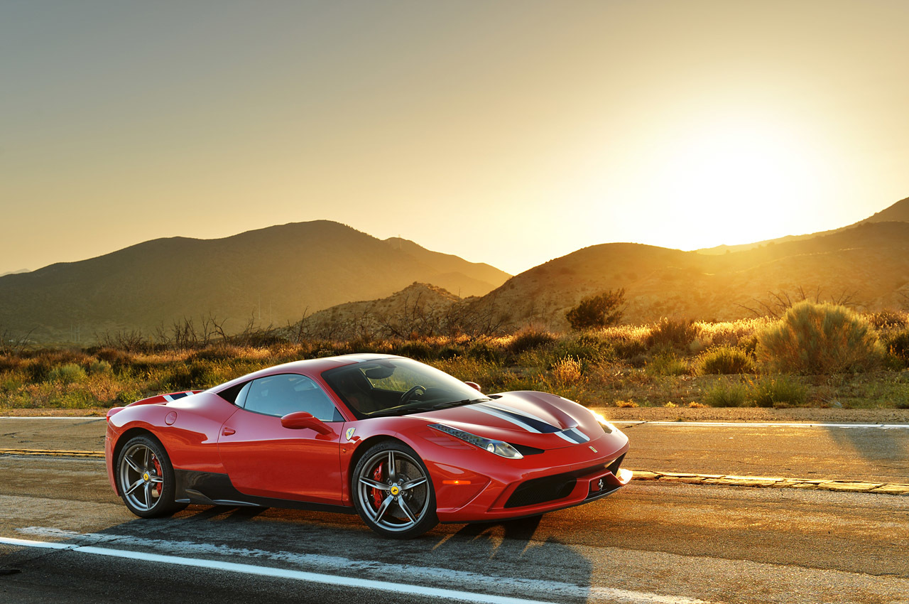 Ferrari 458 Wallpapers Hd