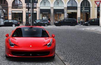 Ferrari 458 Wallpaper 34 1920x1080 340x220