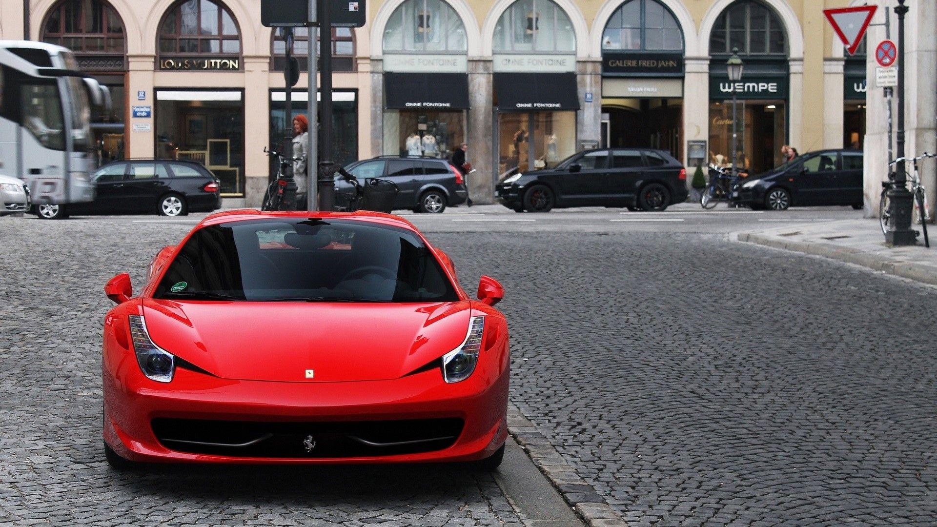 Ferrari 458 Wallpaper 34