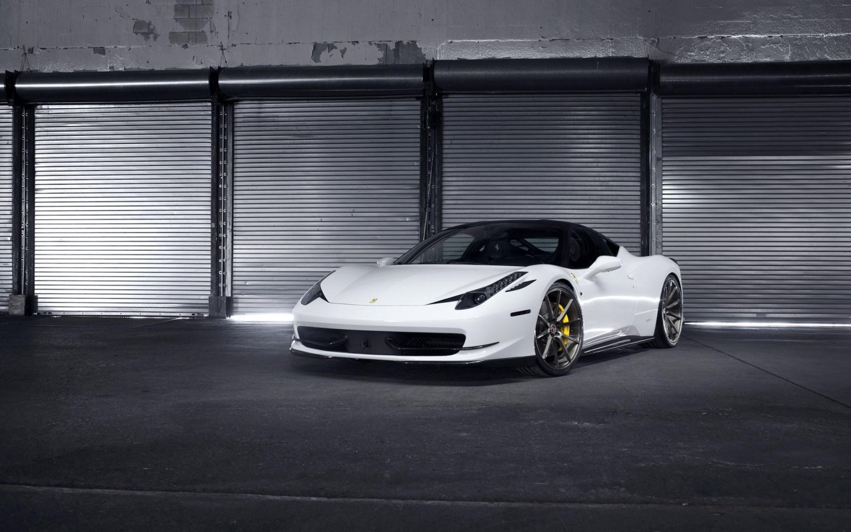 Ferrari 458 wallpaper 38 1680x1050 voltagebd Gallery