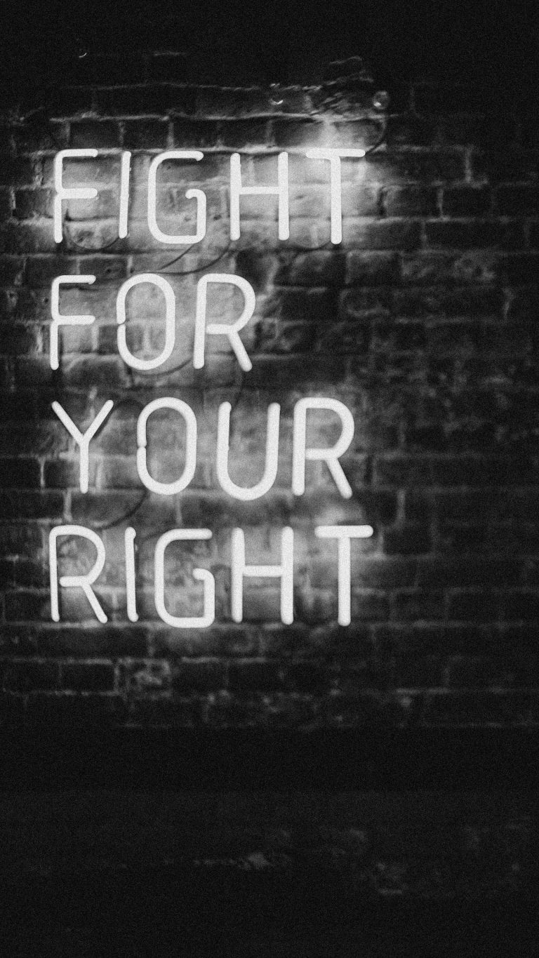 Fight For Your Right Wallpaper