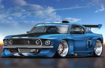 Ford Racing Wallpaper 16 1680x1050 340x220