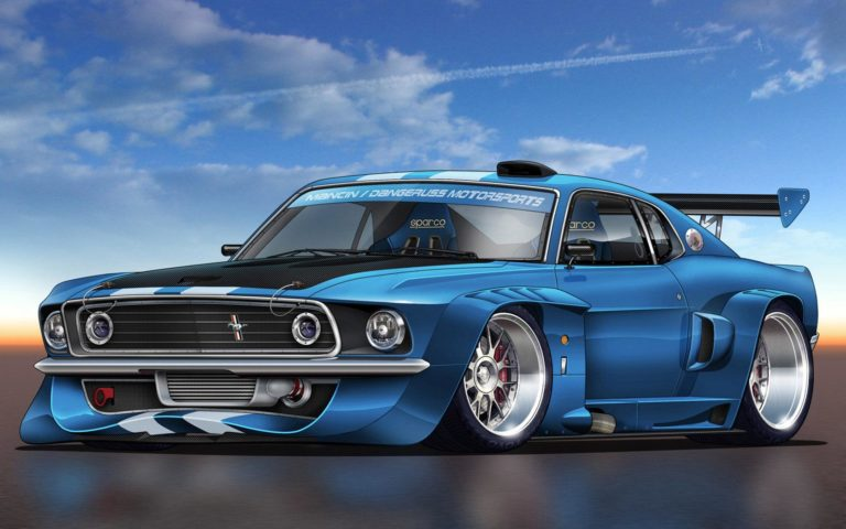 Ford Racing Wallpaper 16 1680x1050 768x480