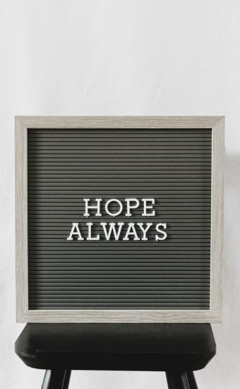 Hope Always Wallpaper