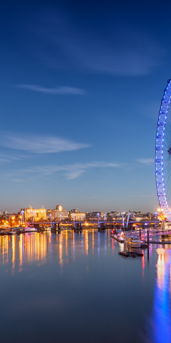 Landscape London Eye 720x1440