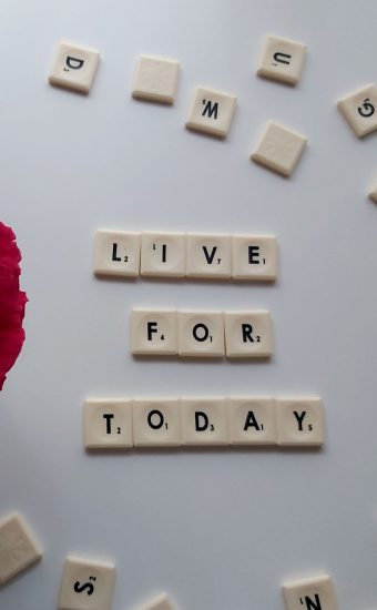 Live For Today Wallpaper