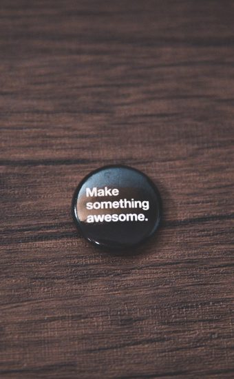 Make Something Awesome Wallpaper