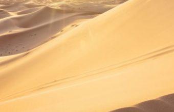 Morocco Desert Sand Dunes Sun Clouds 540x960 340x220