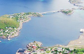 Norway Lofoten Rock Mood 720x1440 340x220