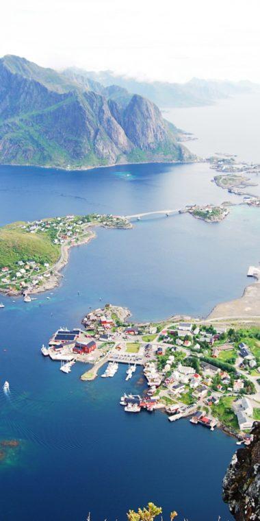 Norway Lofoten Rock Mood 720x1440 380x760