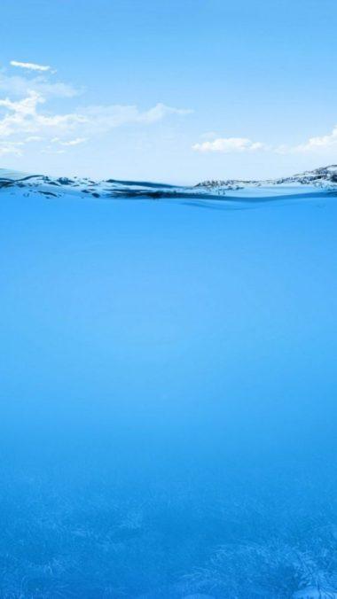 Ocean Sea Lake River Underwater 540x960 380x676