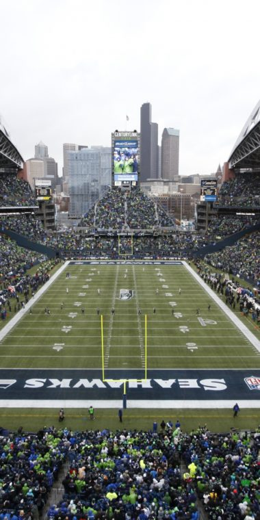 SEATTLE SEAHAWKS Football 720x1440 380x760