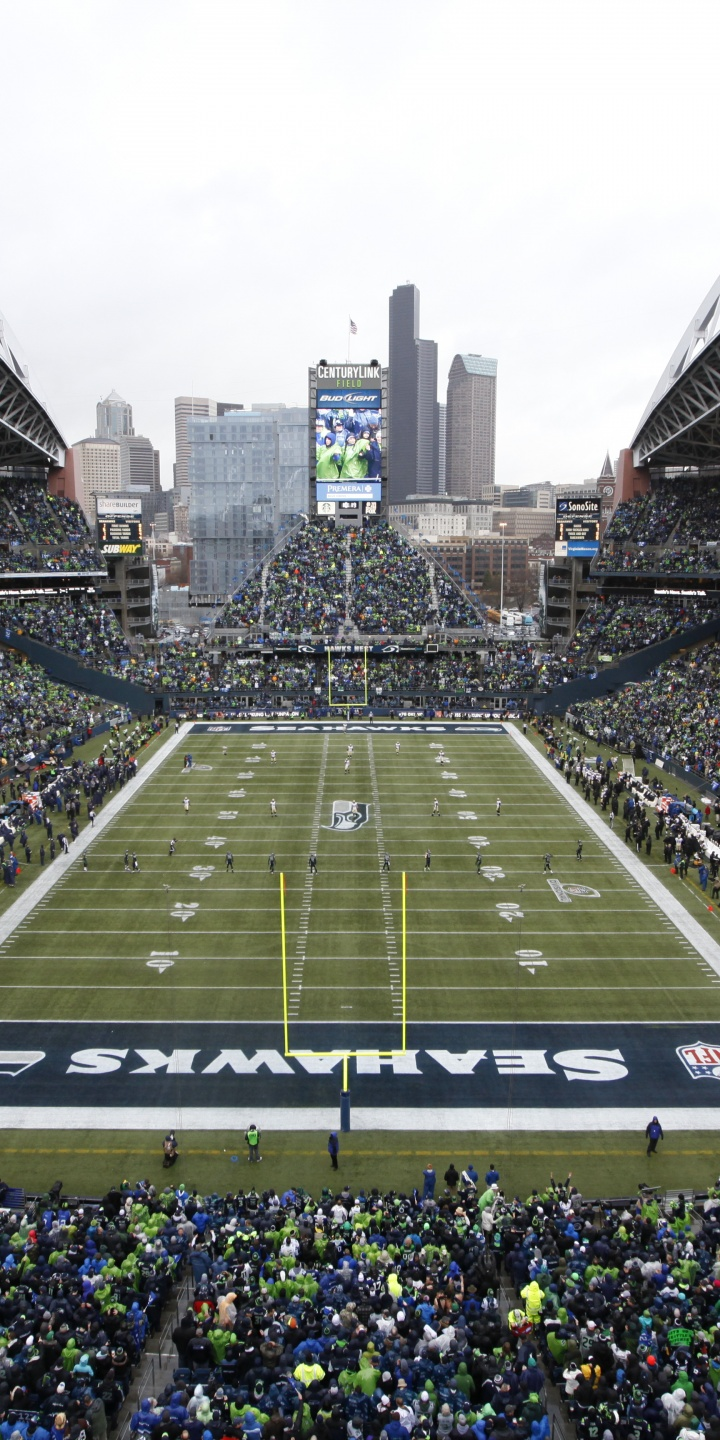 SEATTLE SEAHAWKS Football 720x1440
