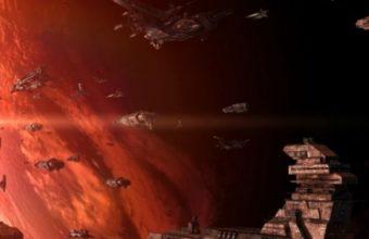 Sci Fi Game Spaceship 540x960 340x220