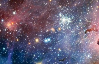 Space Nebula Stars 540x960 340x220