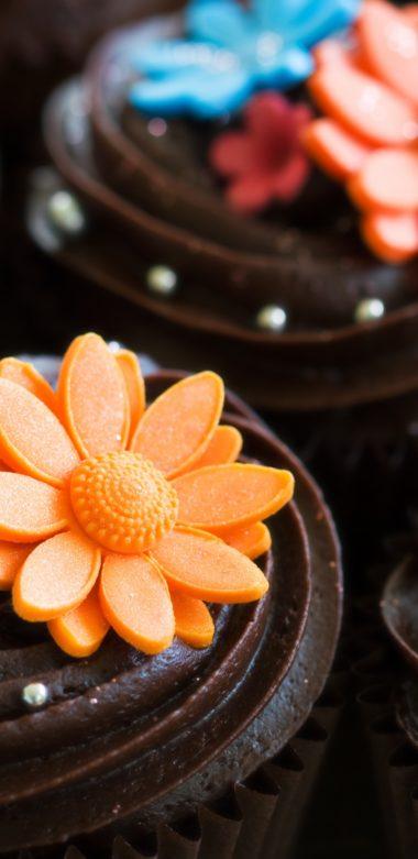 Sweets Cake Closeup Food 1080x2220 380x781
