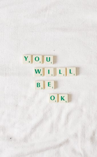 You Will Be OK Wallpaper