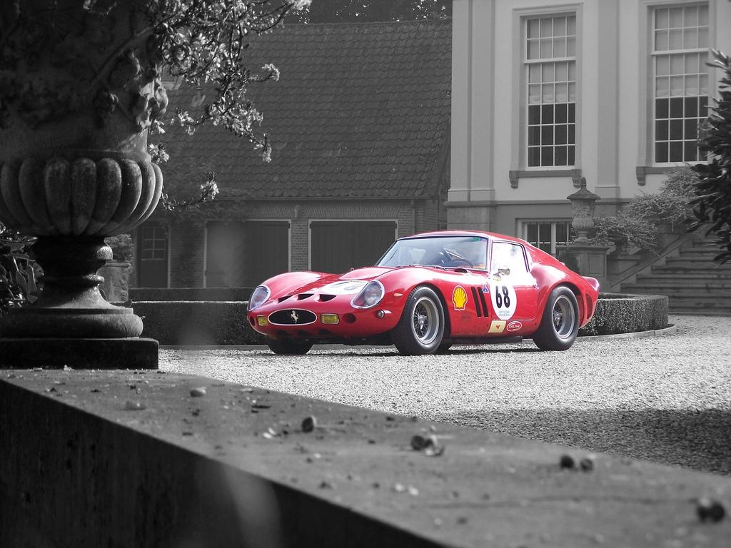 Ferrari 250 Gto Wallpapers: Ferrari 250 GTO Wallpaper 05