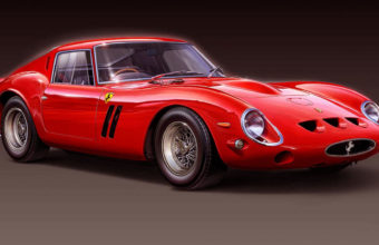 Ferrari 250 GTO Wallpaper 10 1920x1080 340x220