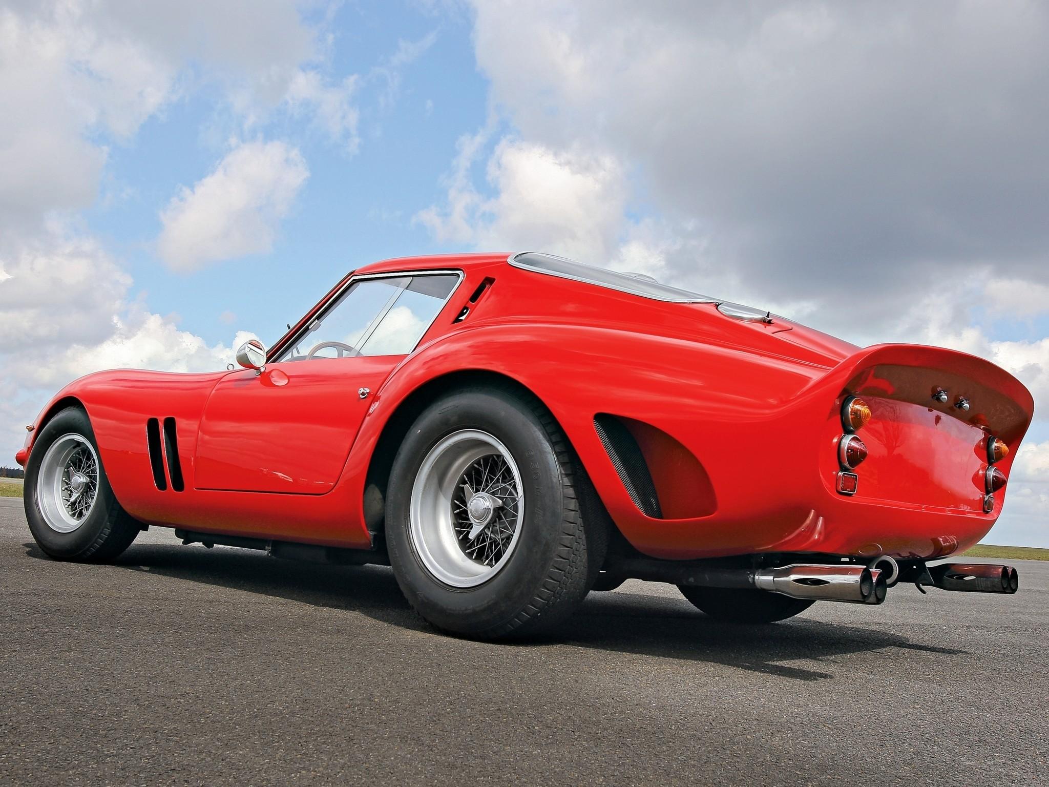 Ferrari 250 Gto Wallpapers Hd