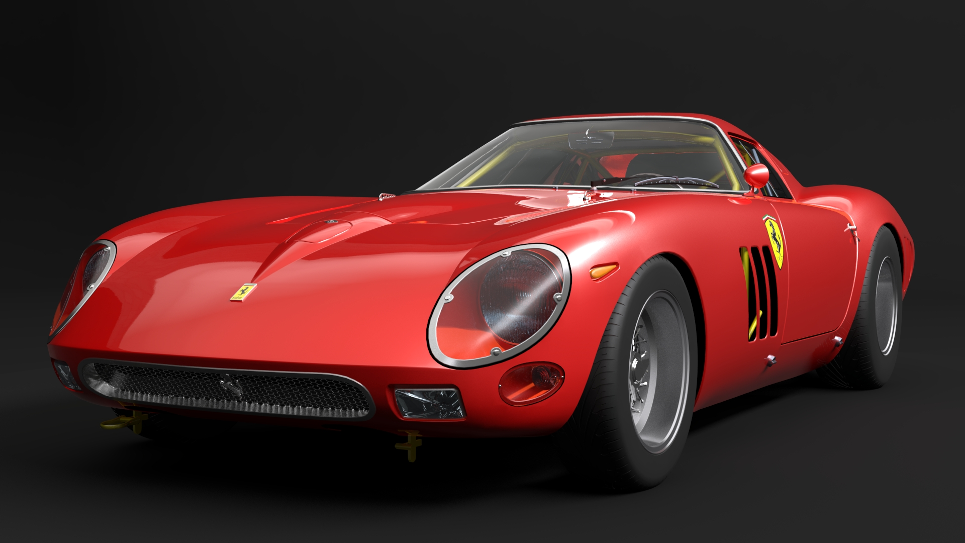 Ferrari 250 Gto Wallpapers: Ferrari 250 GTO Wallpaper 29