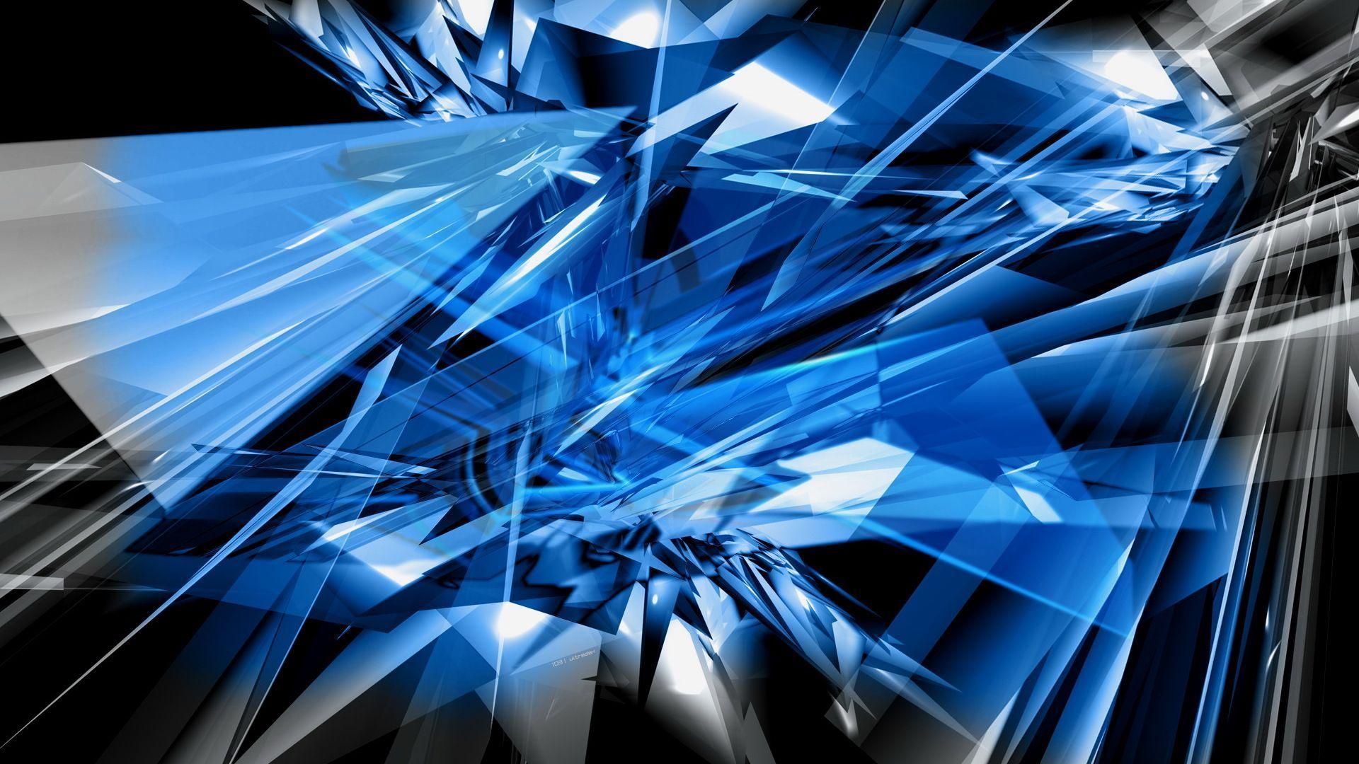 Glass Wallpaper 22 - [1920x1080]