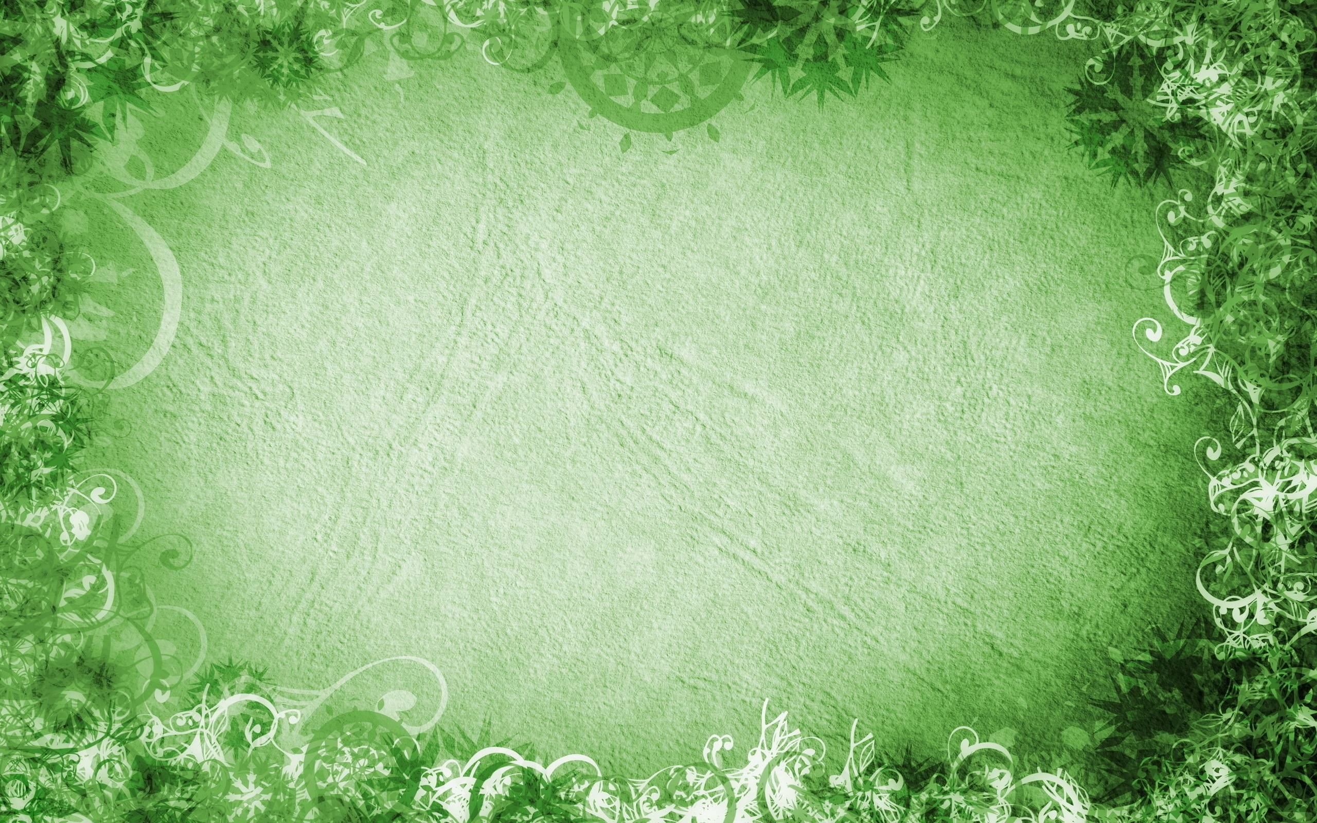 green background 21