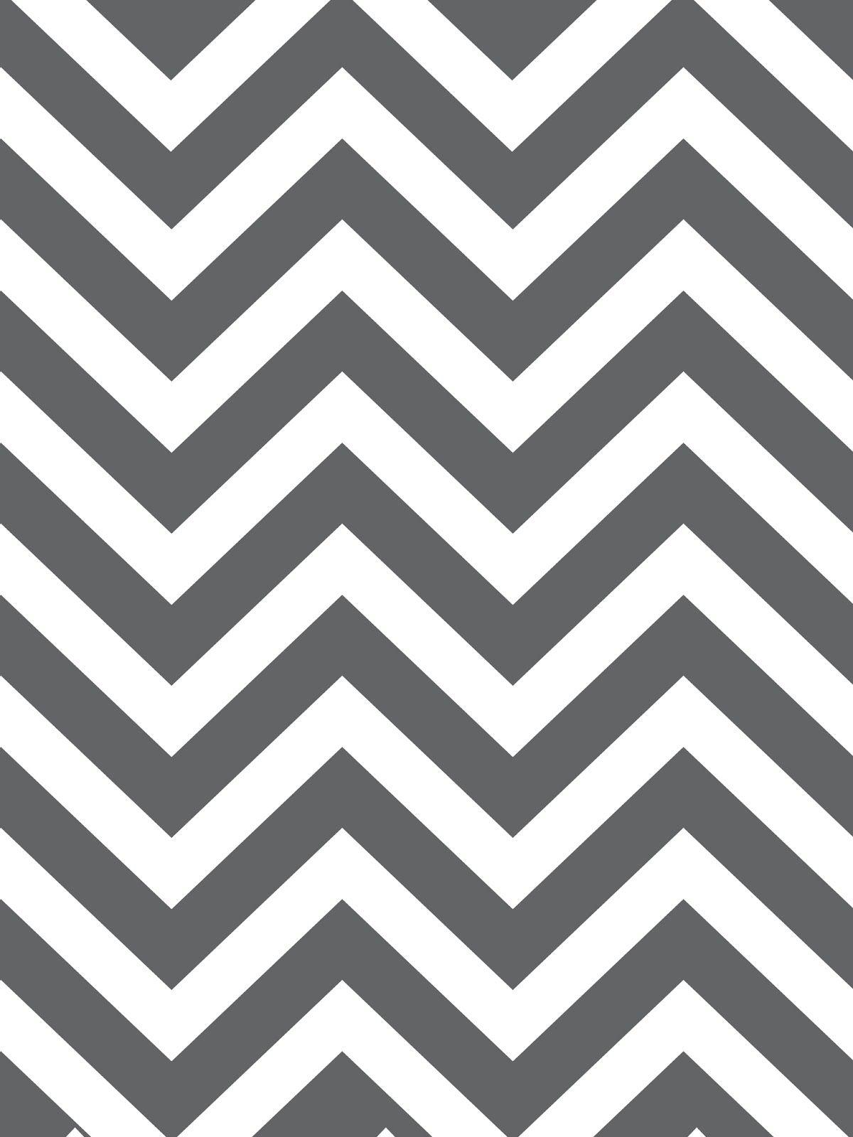 Grey Chevron Wallpaper 11