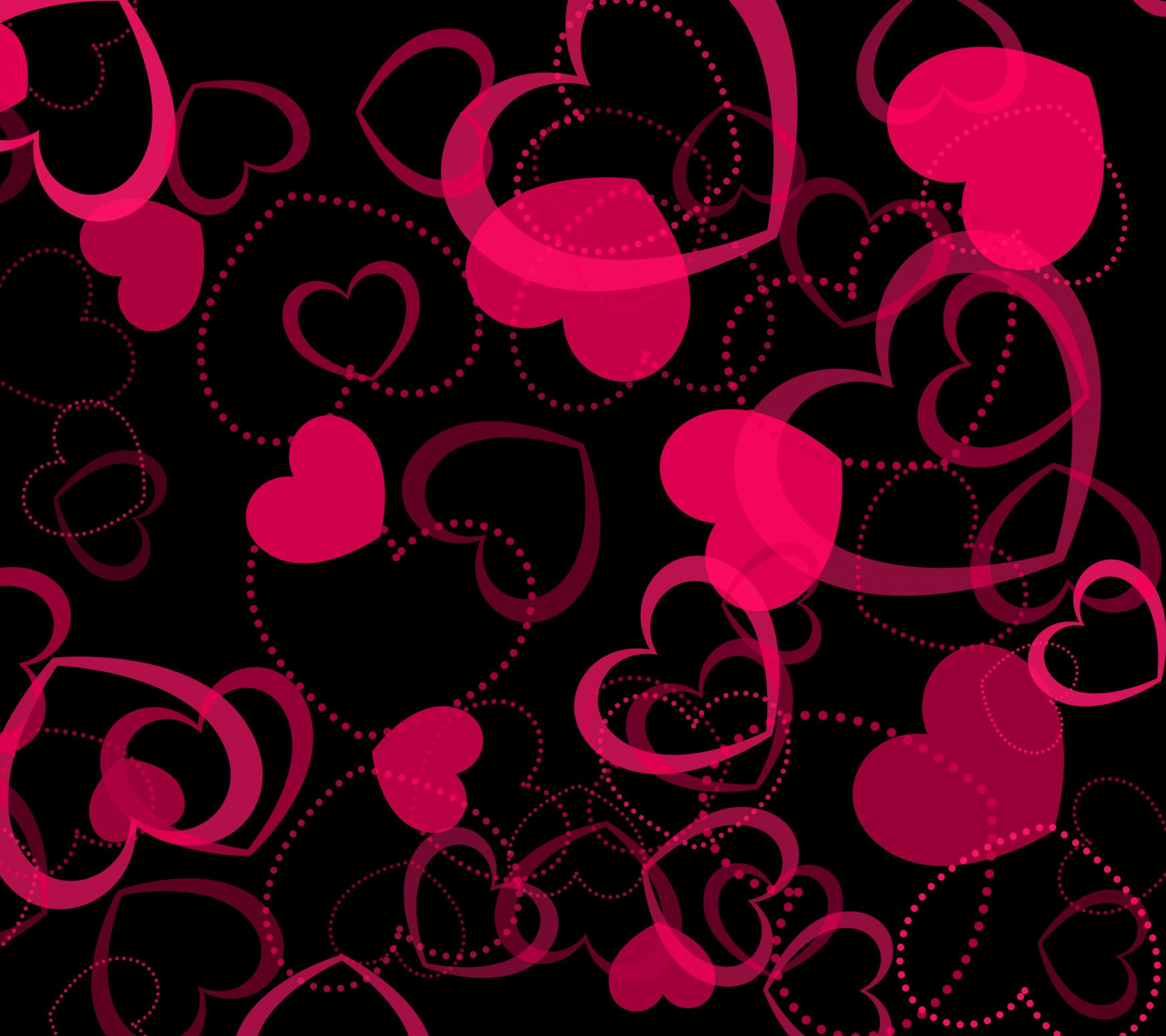 Hearts Wallpaper 19
