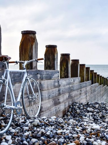 Beach Bicycle Bike Nature Ocean Wallpaper 1536x2048 380x507