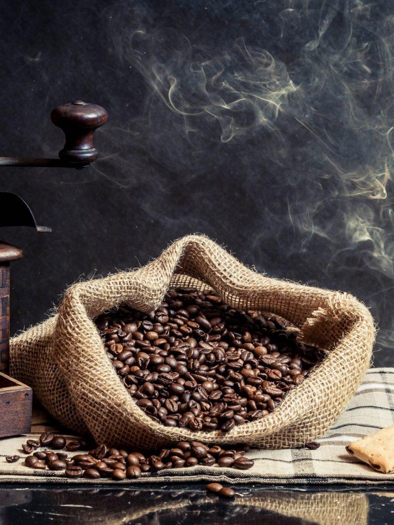 Coffee Beans Wallpaper 1536x2048 768x1024