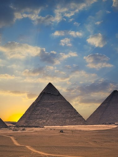 Egypt Pyramids Monument Wallpaper 1536x2048 380x507