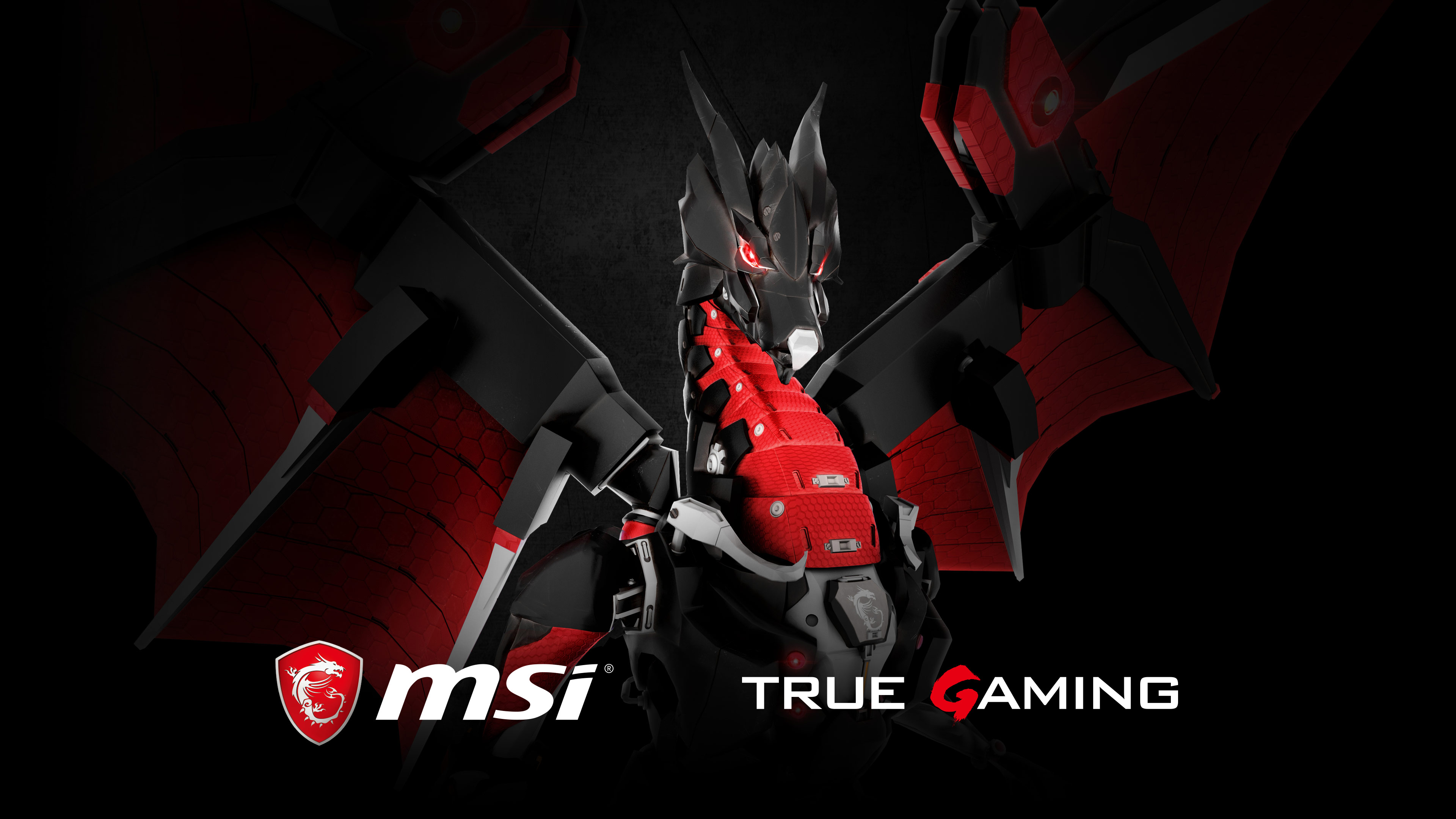 Msi wallpaper 30 3840x2160 - Red gaming wallpaper ...