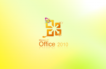 Microsoft Office Wallpaper 10 1920x1200 340x220