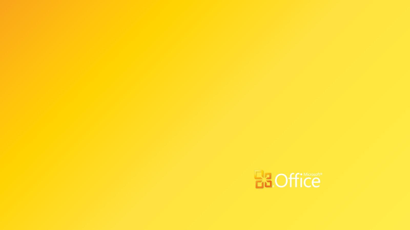 Microsoft Office Wallpaper 11