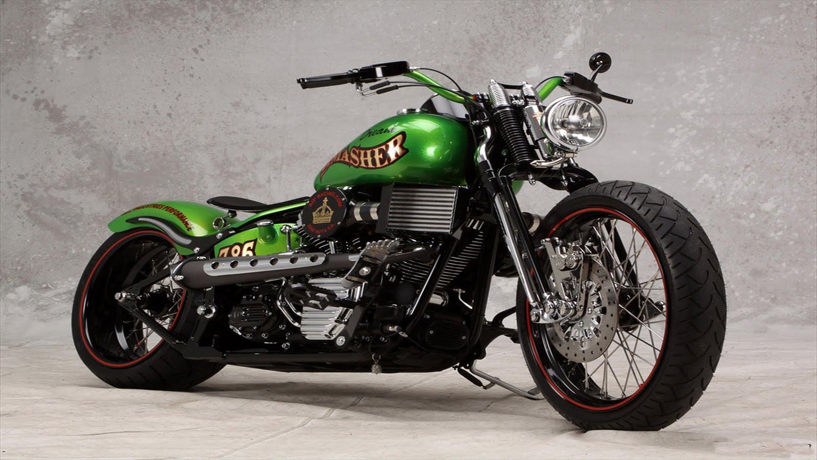 Motorcycle Wallpaper 09