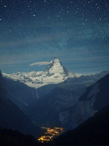 Mountains Landscapes Nature Wallpaper 1536x2048 380x507