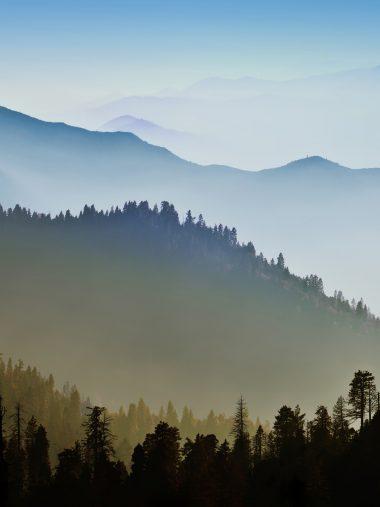 Nature Mountain Range Wallpaper 1536x2048 380x507