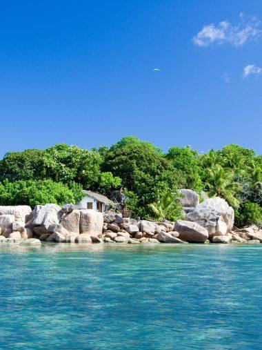 Ocean Island House Landscape Nature Wallpaper 1536x2048 380x507