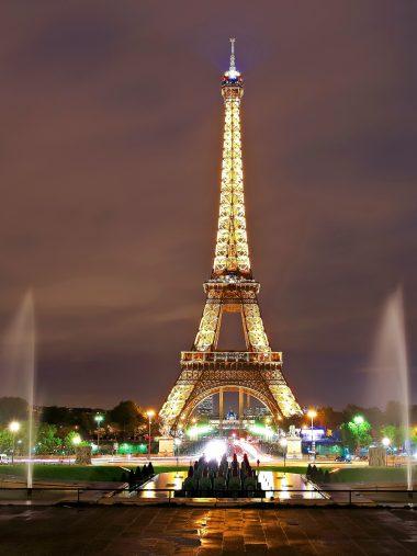 Paris Eiffel Tower Wallpaper 1536x2048 380x507