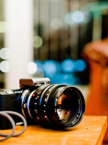 Photo Camera Room Wallpaper 1536x2048 380x507