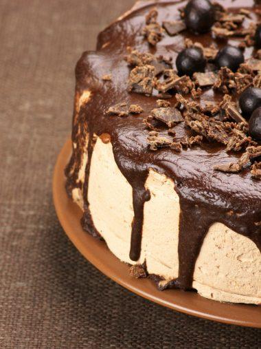 Souffle Dessert Balls Cake Cream Wallpaper 1536x2048 380x507