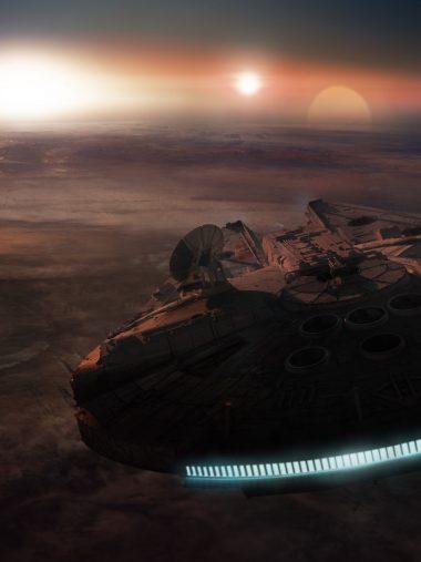 Star Wars Force Awakens Wallpaper 1536x2048 380x507