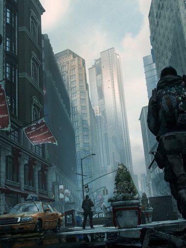 Tom Clancys Division Tactical Wallpaper 1536x2048 380x507